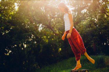 Bei PMS hilft Bewegung