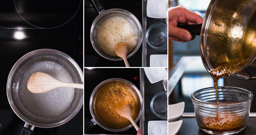 Zubereitung Sugaring