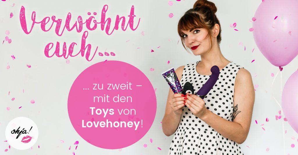 Sextoys von Lovehoney im Sextoy Kaufratgeber