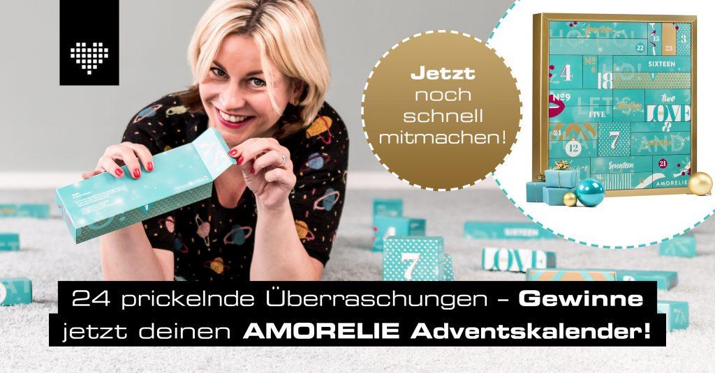 Gewinnspiel AMORELIE Adventskalender Classis