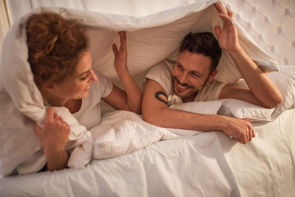 """""""Unser Sexleben ist eingeschlafen"""" - nicht mit uns!"""