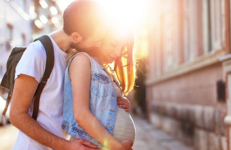 Sex in der Schwangerschaft. Fühlt es sich anders an?