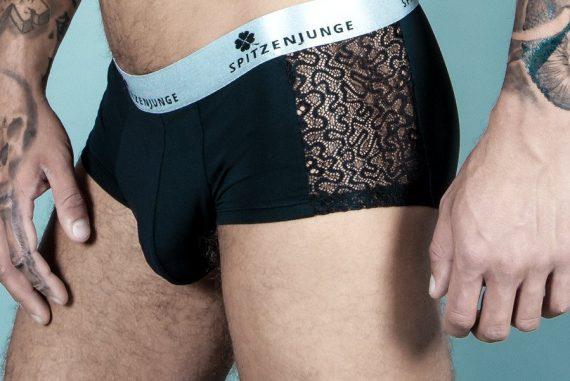 Heiße Männer Unterwäsche gitb es sowas?