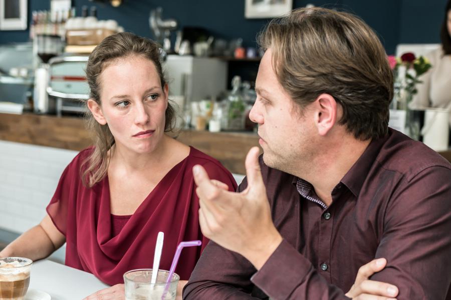 Eine offene Beziehung: Welche Schwierigkeiten gibt es?