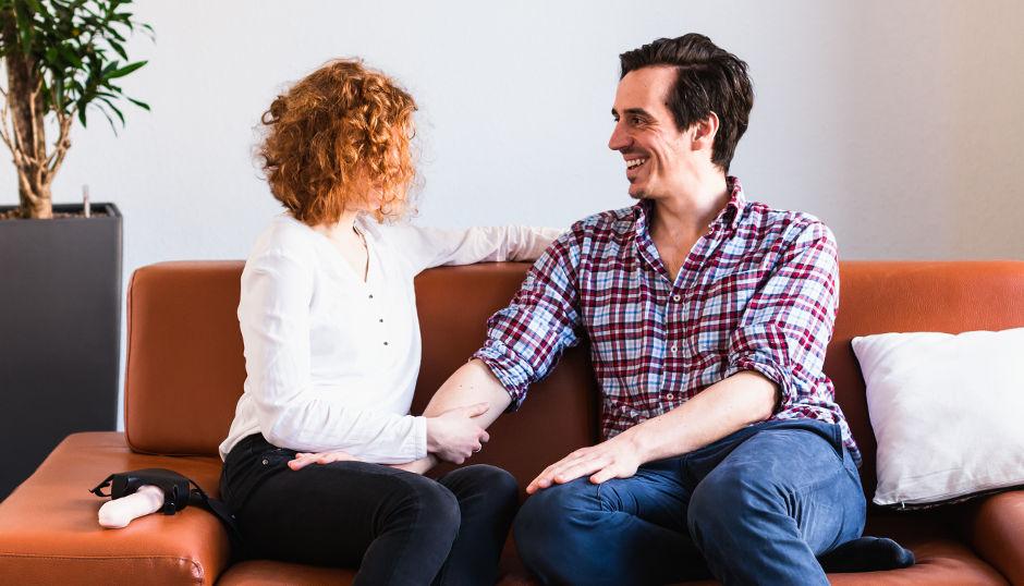 Sex mit Umschnalldildo - So macht ihr es richtig!