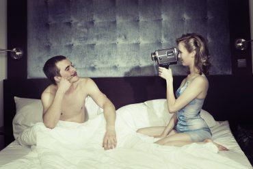 Der erste eigene Porno - Was muss man beim Dreh beachten