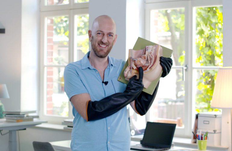 Prostatamassage Jan Omland